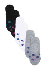 Champion Athletic Invisible Line Socks - Pack of 6
