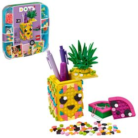 LEGO DOTS Pineapple Pencil Holder 41906 DIY Craft