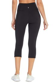 Jessica Simpson High Waisted Tummy Control Capri L