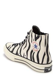 Converse Chuck 70 Zebra High Top Sneaker