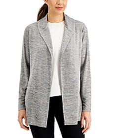 Spacedyed Shawl-Collar Cardigan, Created for Macy'