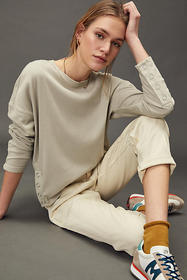 Anthropologie Lucasia Thermal Top