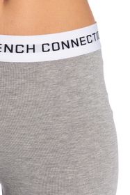 French Connection Heather Logo Trim T-Shirt & Pant