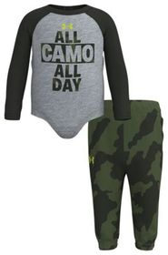 Under Armour All Camo All Day Raglan Long-Sleeve B
