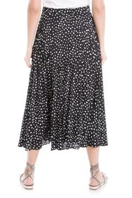 Max Studio Pleated Maxi Skirt