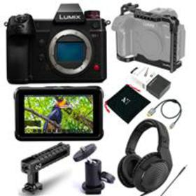 Panasonic Lumix DC-S1H Mirrorless Digital Camera,