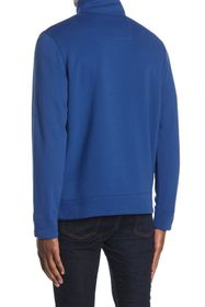 Nautica Quarter Zip Knit Sweater