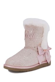 Juicy Couture Windsor Faux Fur Glitter Boot
