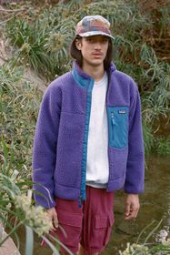 Patagonia Classic Retro Fleece Jacket