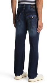 True Religion Ricky Flap Big Straight Leg Jeans