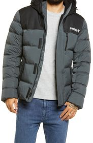 Hurley Barrel Puffer Coat