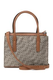 Nautica Sandy Lakeside Jacquard Satchel Bag