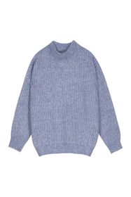 FRNCH Neola Oversized Mock Neck Sweater