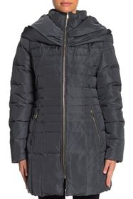Cole Haan Zip Front Down Jacket