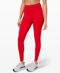"""Lulu Lemon Fast and Free High-Rise Tight 28"""" *Non-"""