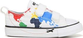 Kids' Chuck Taylor All Star 2V Low Top Sneaker Tod