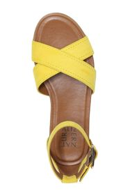 Naturalizer Sausalito Ankle Strap Sandal - Wide Wi