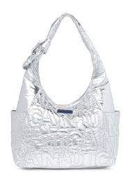 Nautica Logo Embossed Shoulder Bag