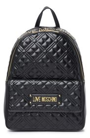 LOVE Moschino Borsa Quilted PU Backpack