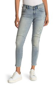G-STAR RAW Jackpant 3D Mid Rise Skinny Jeans