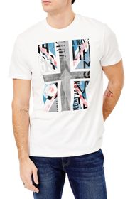 Ben Sherman Typography Graphic T-Shirt