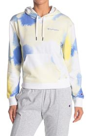 Champion Campus French Terry Watercolor Hoodie