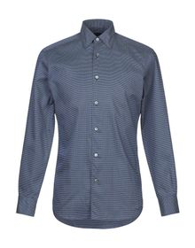ERMENEGILDO ZEGNA - Patterned shirt
