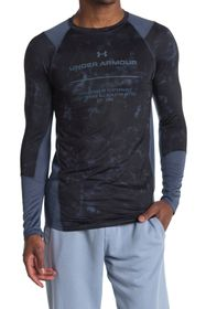 Under Armour MK-1 Graphic Crew Neck Long Sleeve Sh