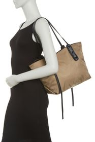 Most Wanted USA Water-Resistant Nylon Tote Bag