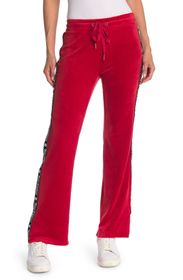 Juicy Couture Velour Drawstring Track Pants