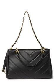 Maison Heritage Evi Sac Main Quilted Leather Shoul