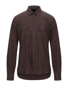 MARC BY MARC JACOBS - Solid color shirt
