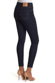 True Religion Jennie High Rise Skinny Jeans