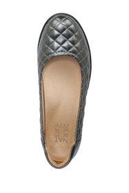 Naturalizer Flexy 5 Leather Flat - Wide Width Avai