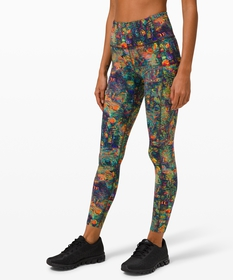 """Lulu Lemon Fast and Free Tight 25"""" *Non-Reflective"""