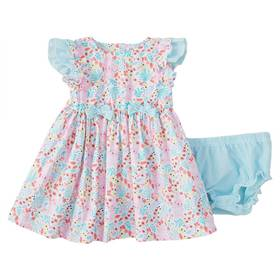 Baby Girl (3-9M) Baby Essentials Easter Bunny Dres