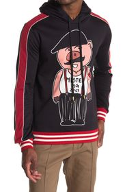 Dolce & Gabbana Print Pullover Hoodie