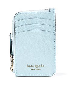 kate spade new york - Roulette Pebbled Leather Zip