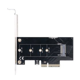 PCIe NVME M.2 M Key NGFF SSD To PCIE 4X Adapter Ca