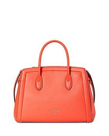 kate spade new york - Knott Medium Pebbled Leather