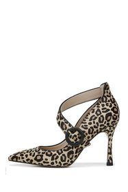 Sam Edelman Hinda Cheetah Print Pointed Toe Pump