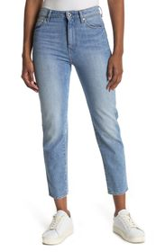 G-STAR RAW High-Rise Straight 90's Ankle Jeans