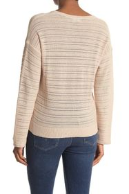 7 For All Mankind Stripe Pullover