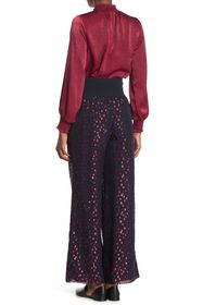 Scotch & Soda Festive Wide Leg Pants