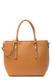 CHRISTIAN LAURIER Aya Leather Tote