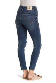 True Religion Destroyed Skinny Jean