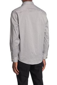 Cole Haan Gingham Performance Sport Shirt
