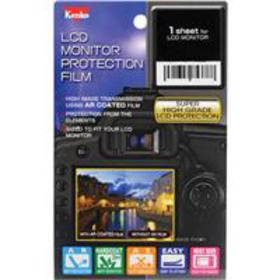 Kenko LCD Monitor Protection Film for Sony a33/a55