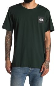 The North Face Crew Neck Short Sleeve Graphic T-Sh