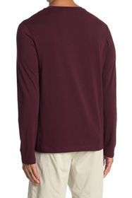 Nautica Long Sleeve Crew Neck T-Shirt